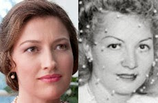 Margaret Schroeder y Florence Osbeck