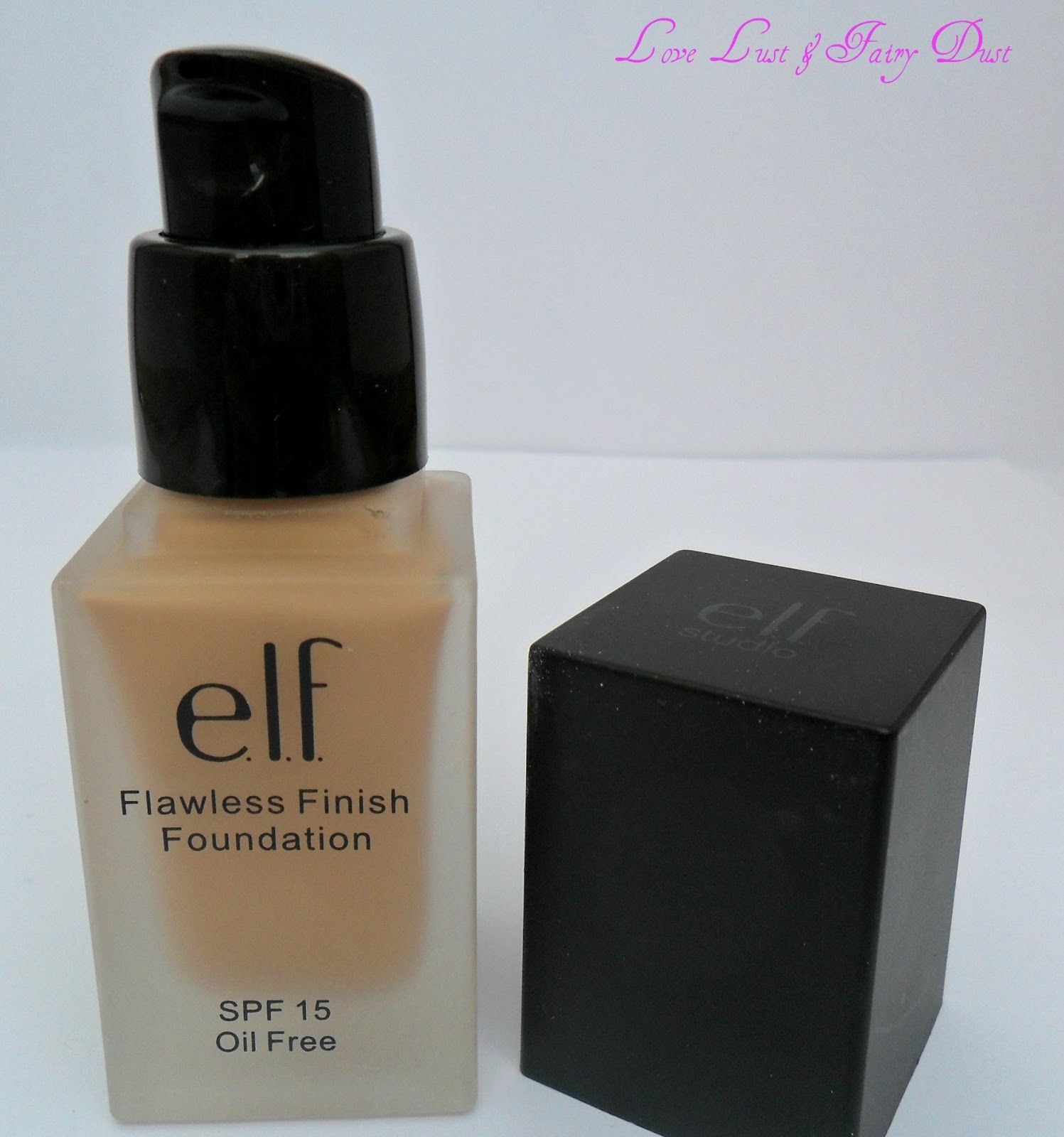 e.l.f Studio Flawless Finish Foundation