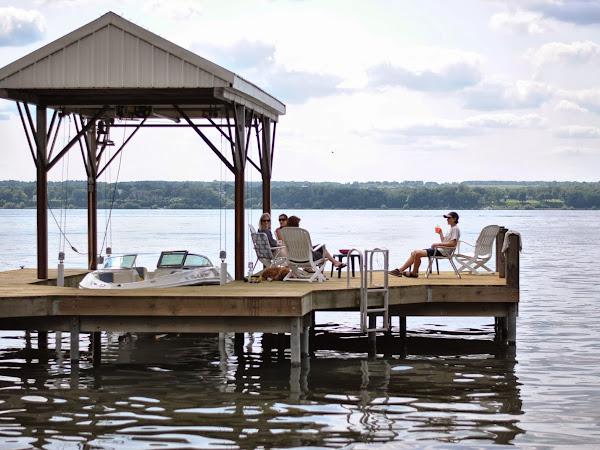 Photo Essay: At the Lake