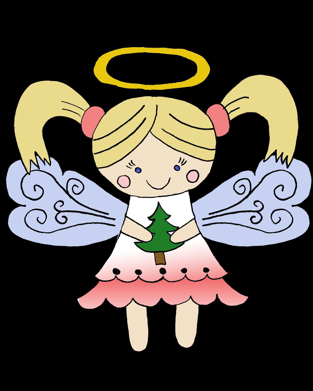 eridoodle designs and creations: Little Christmas Angel