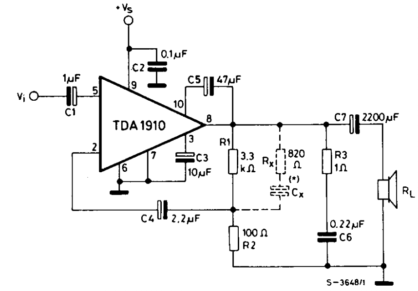 AmplifierCircuits.com: 10W
