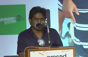 Yuvan Shankar Raja at Chennai 600028 II Movie Press Meet
