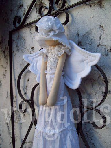 artystyczne anioly