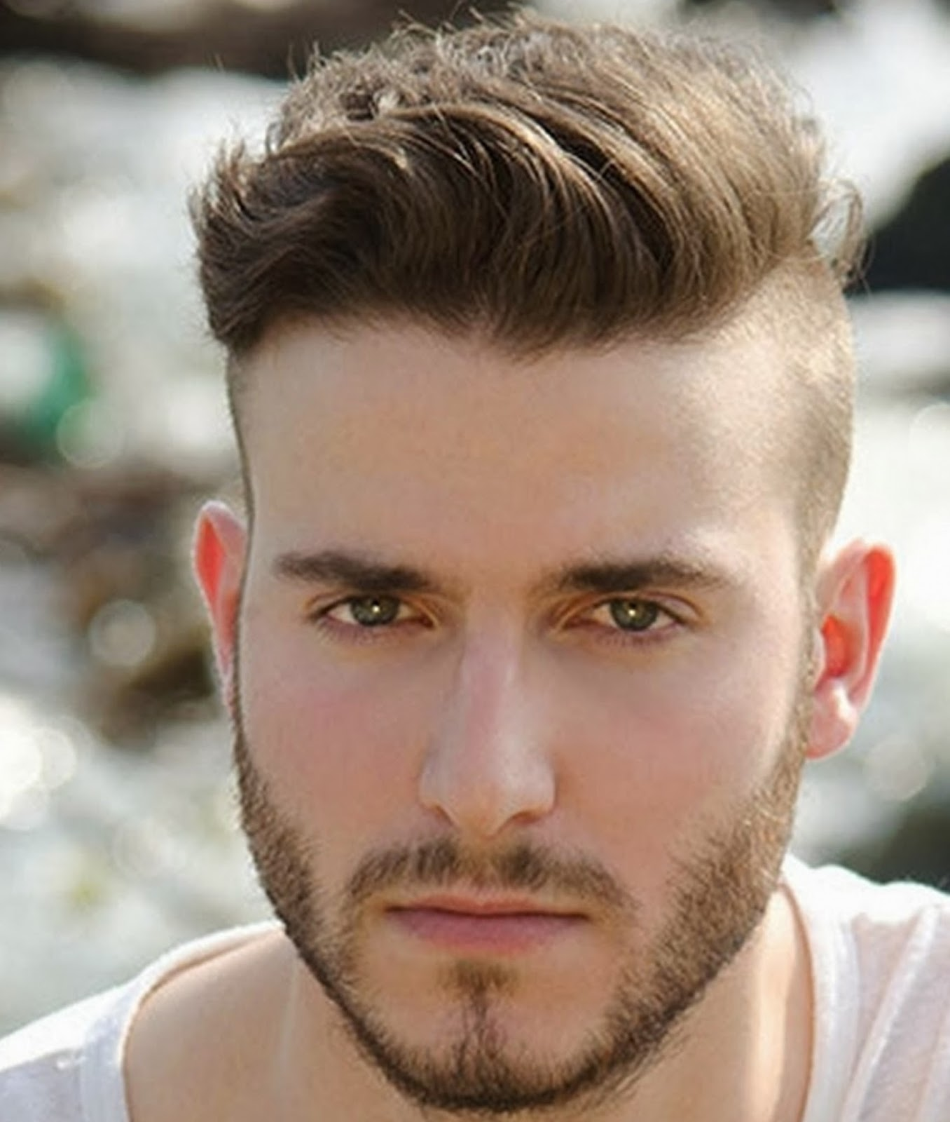 Super Men Mohawk Hairstyle 2016 Hairstyles Spot Hairstyles For Women Draintrainus
