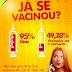 Secretaria de Saúde de Iaçu alerta sobre o percentual de pessoas vacinadas até o momento, contra a gripe no município.