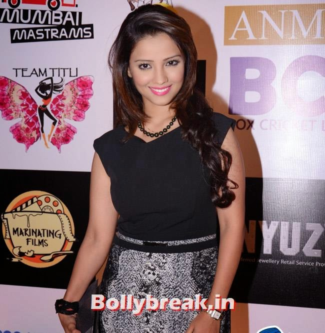 Ada Khan, Box Cricket League Success Party - Tv Babes as Guests