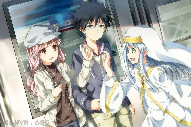 Toaru AowVN m%2B%25281%2529 - [ Anime 3gp Mp4 ] Toaru Majutsu no Index: Endymion no Kiseki - The Movie | Vietsub