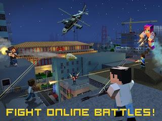 Block City Wars Apk Mod Full Fitur