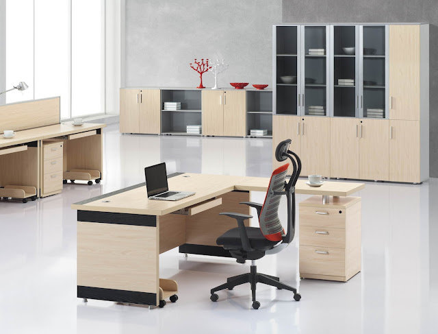 Mueble de melamina Oficina