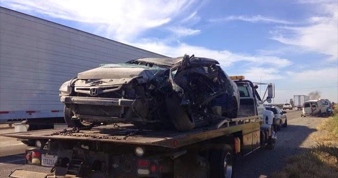 Fresno Visalia Bakersfield Accidents: Highway 99 Auto