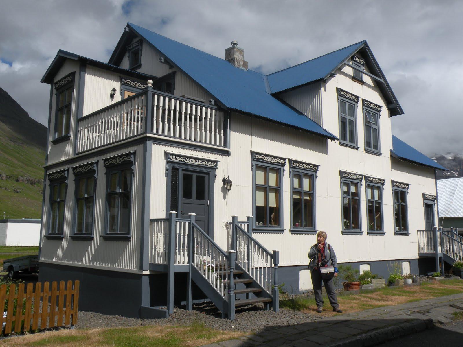 Viajar a ratos islandia de nuevo los fiordos del este - Casas en islandia ...