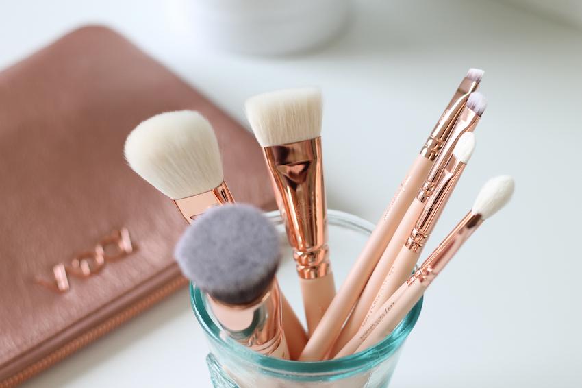 ZOEVA Rose Golden Luxury Brush Set Vol 2
