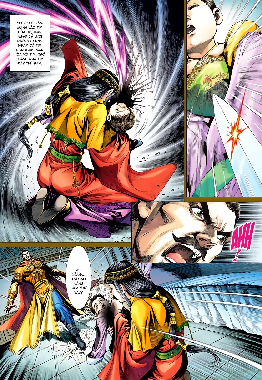 Anh Hùng Xạ Điêu anh hùng xạ đêu chap 78: sát anh trang 24