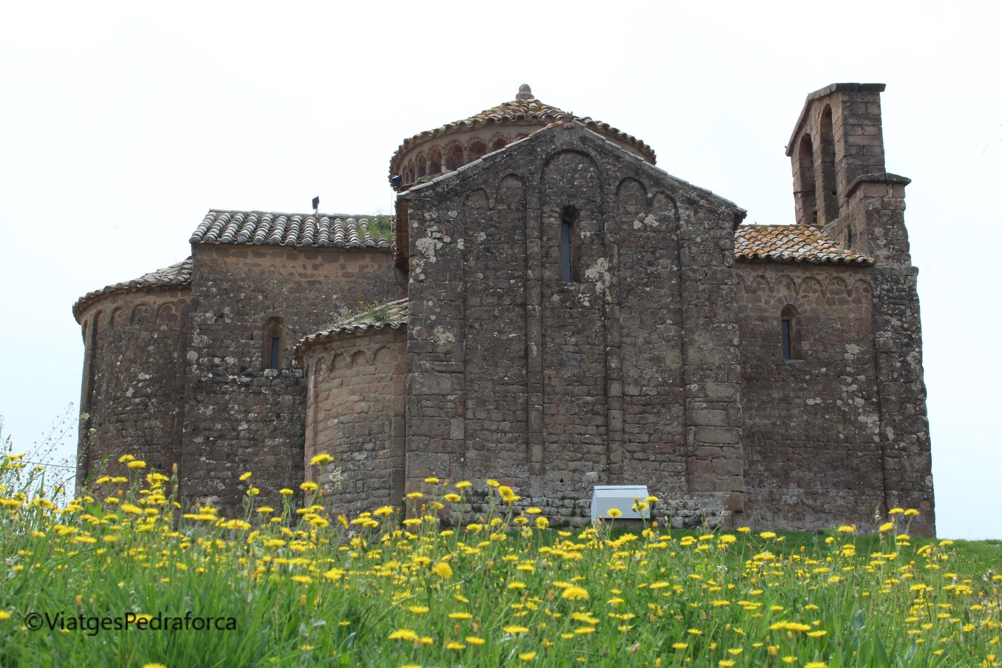 Ruta medieval pel Bages, art romànic, Catalunya, Navàs
