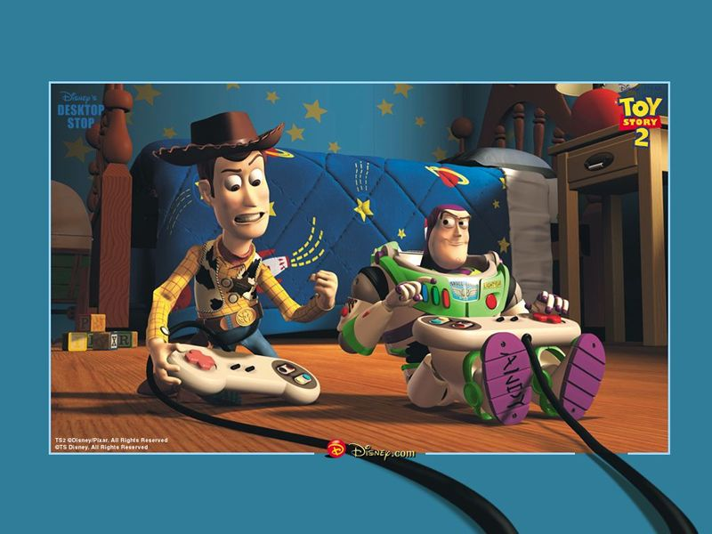 Imelda Mcconnell Toy Story 2 Wallpaper Hd