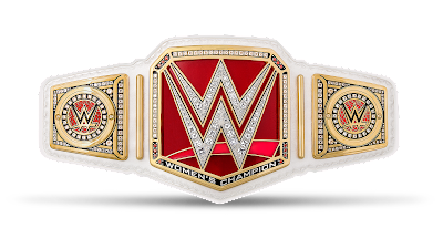 current WWE Raw Women's champion title holder
