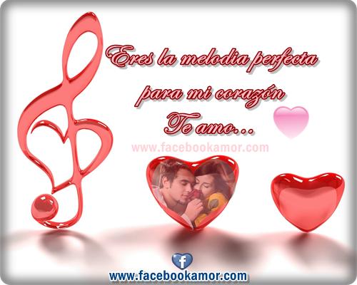 Corazones De Amor Con Frases Para Facebook Imagenes Bonitas De