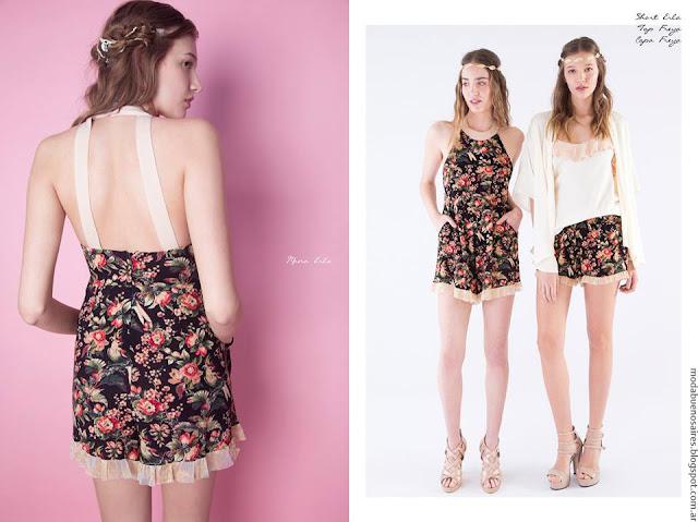 Moda verano 2017 ropa de mujer. La Cofradia. Moda 2017.