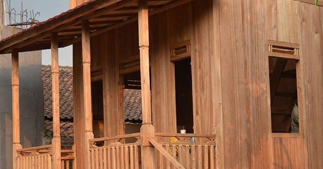 Jual Rumah kayu Di Jawa Timur Bergaransi