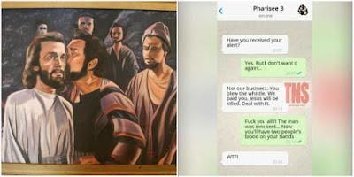 Judas Iscariot, Jesus, Whatsapp, News, Christianity, Pharisees