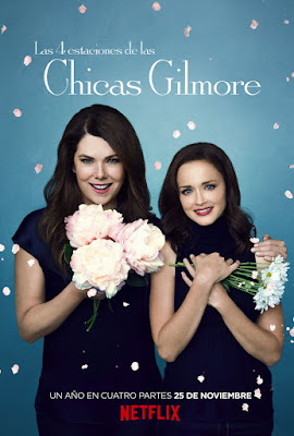 Gilmore Girls A Year In The Life S01 DVD R1 NTSC Sub