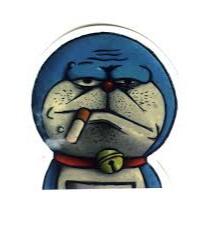 gambar kartun Doraemon monster