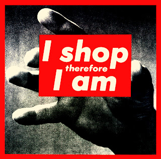Image result for i shop therefore i am