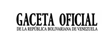 Resultado de imagen para www.gaceta-oficial.com