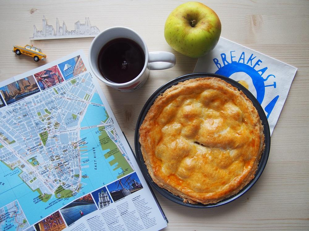 New York Apple Pie