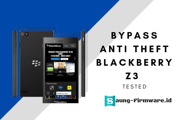 Anti theft atau blackberry protect adalah