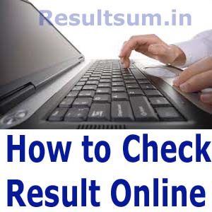 How to Check Result Online