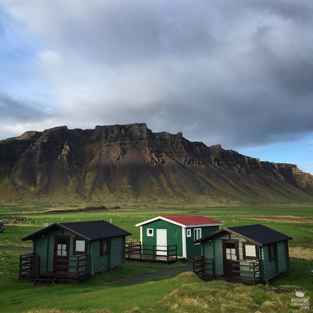 Cabañas en Vangstadir Islandia