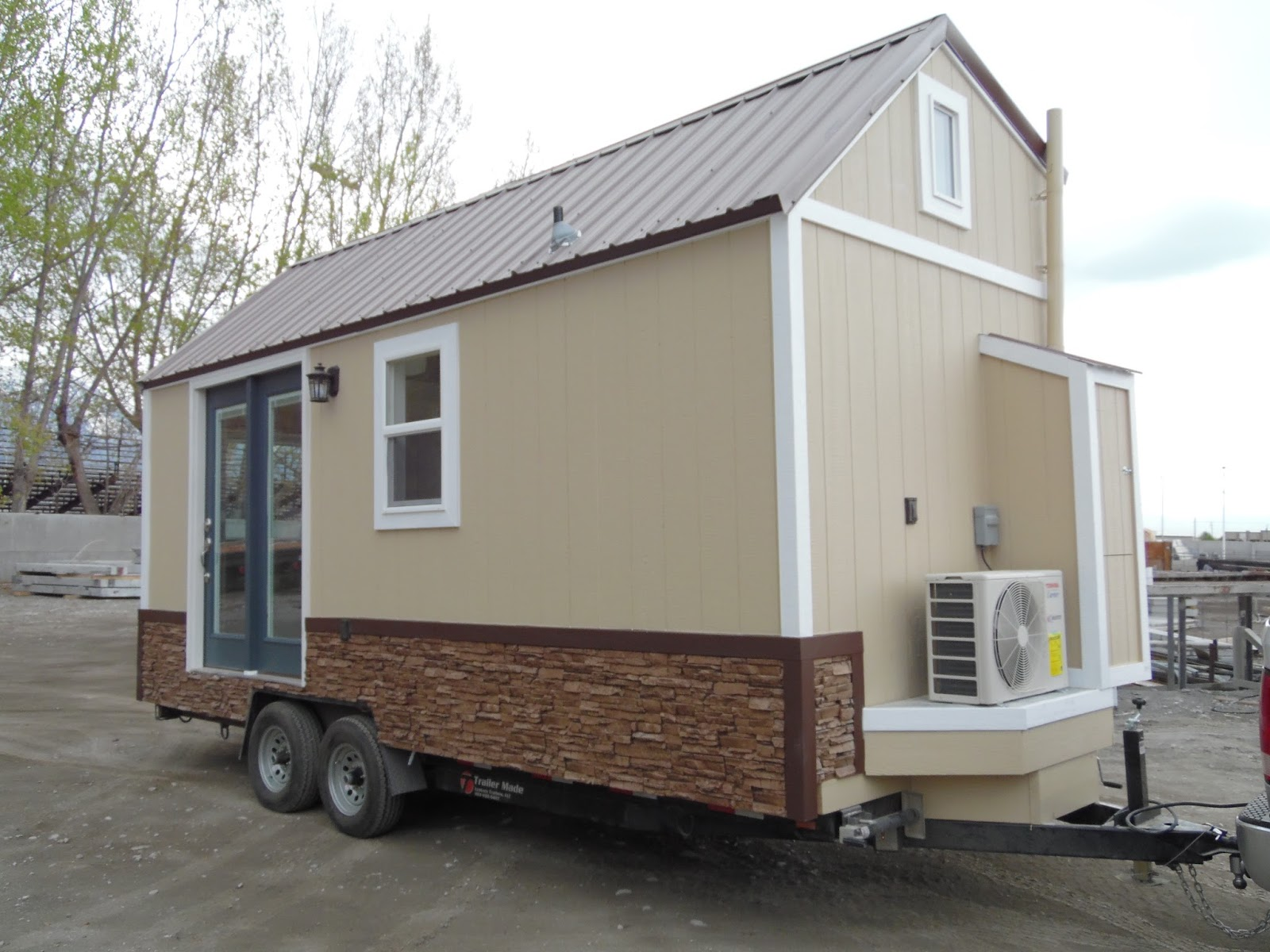 Tiny House Town The Crosswinds Tiny House 180 Sq Ft