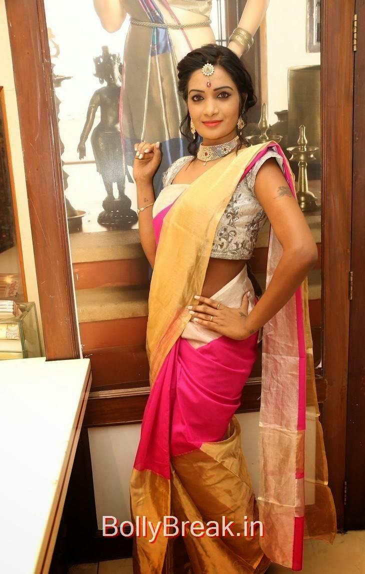 Sreevani Reddy Stills, Sreevani Reddy Hot Hd Images in Saree