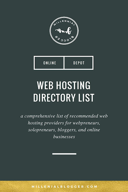 Web Hosting Providers Directory