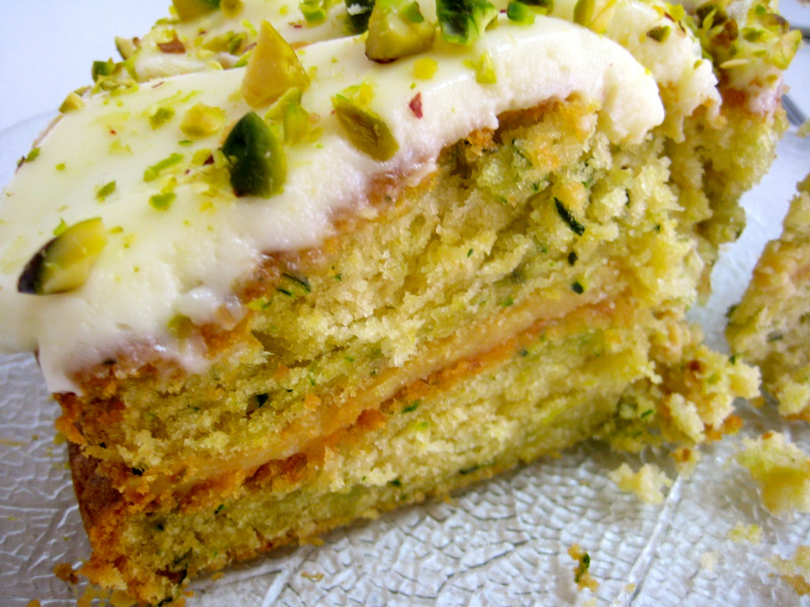 Courgette And Lime Cake Uk