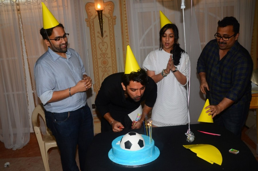 Barun Sobti Gets a Sweet Surprise on Just Before his birthday