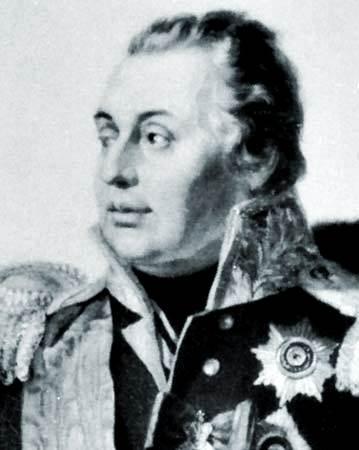 Mikhail Kutuzov,