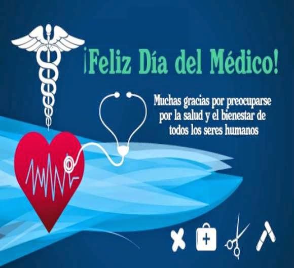 1000 Dibujos Feliz Día Del Médico Imágenes Para Compartir
