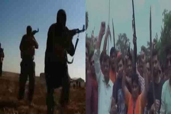 vishwa-hindu-parishad-bajrang-dal-agra-demand-revenge-amarnath