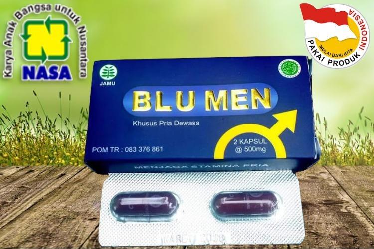 blumen nasa herbal untuk pria perkasa nasa organik