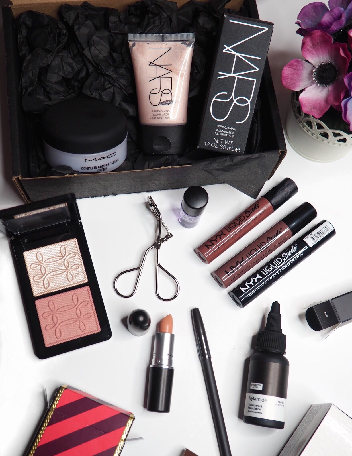 Recent Beauty Purchases | MAC, Nars & NYX Haul