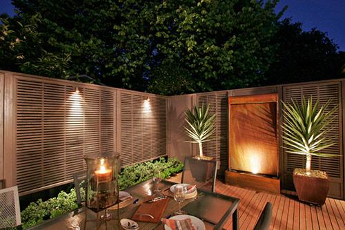 Foundation Dezin & Decor...: Garden Courtyards. on Courtyard Patio Ideas id=73290