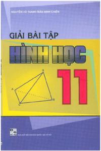 Giải Bài Tập Hình Học 11 - Nguyễn Vũ Thanh