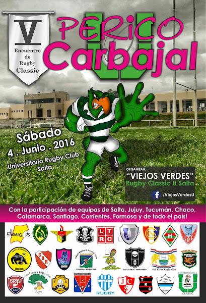 Quinta edición del encuentro Classic M-35 Perico Carbajal