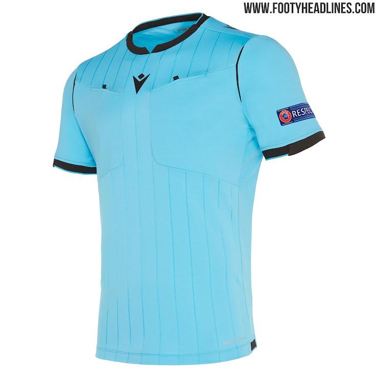 No More Adidas - Macron UEFA Champions League 19-20 Referee Kits