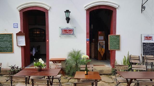 culinaria francesa em Paraty