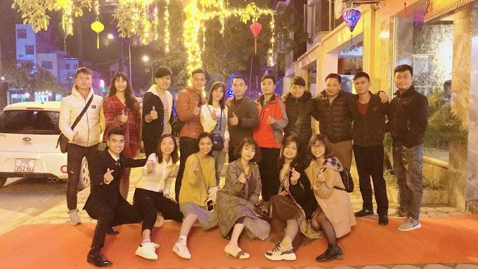 Tiệc tất Niên cuối năm Nguyễn Gia Travel Co., Ltd