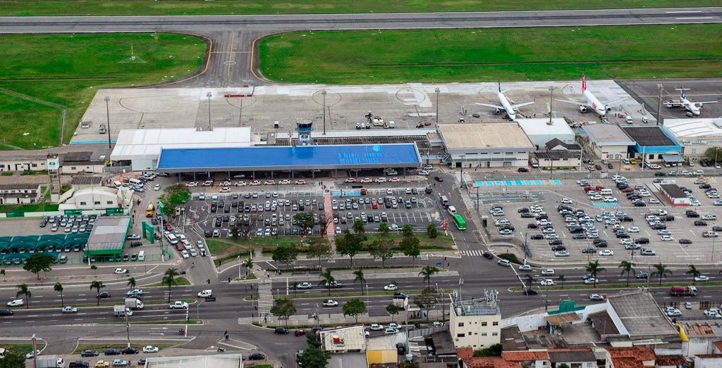 E o Novo Aeroporto de Vitória? Sai ou não Sai?