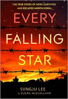 Every Falling Star by Sungju Lee book cover and review